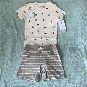 Carters two piece Koala set